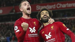 Liverpool siegt und stellt Startrekord ein