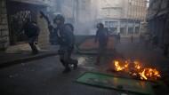 Sicherheitskräfte töten fünf Palästinenser