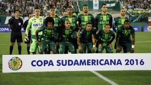Chapecoense bekommt Südamerika-Cup-Titel