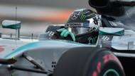 Rosberg startet wieder von der Pole Position