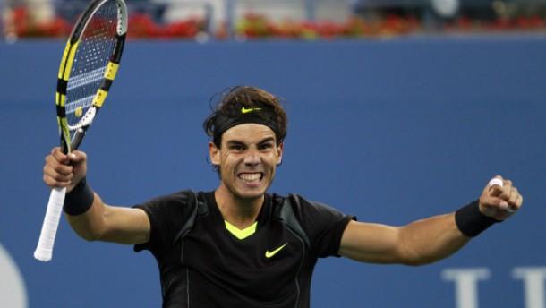 Finale zwischen Federer und Nadal rückt näher