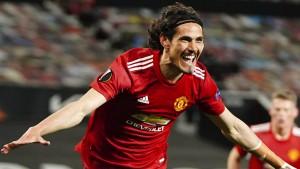 Manchester United fertigt AS Rom ab
