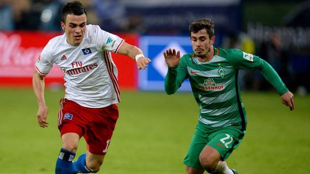 Wie sich der HSV und Werder unterscheiden