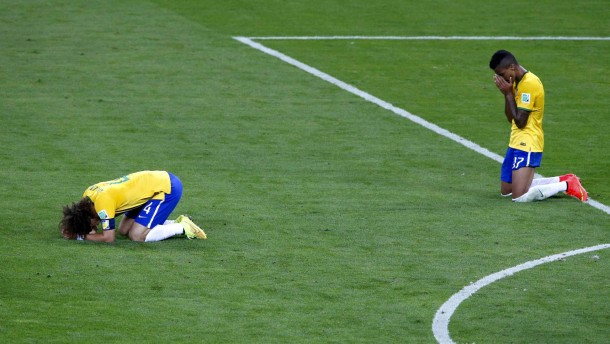 8. Juli 2014: Der brasilianische Mythos zerbricht