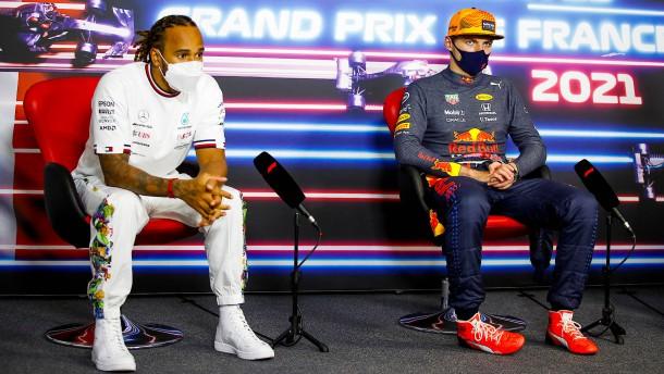 Kleine Fehler unter großem Druck in der Formel 1