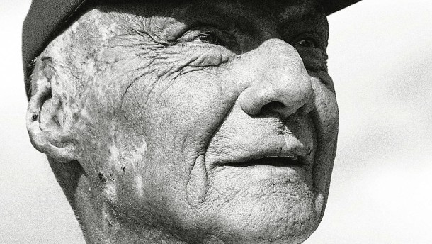 Niki Lauda und ein Leben wie Filmstoff
