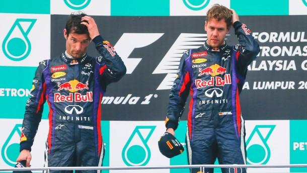 Der erste Sieg macht Vettel nicht froh