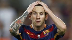 FC Barcelona verpasst Titel-Sextett