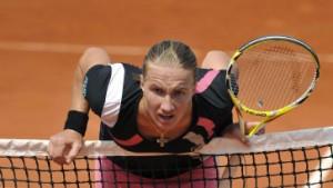 Serena Williams scheitert an Kusnezowa