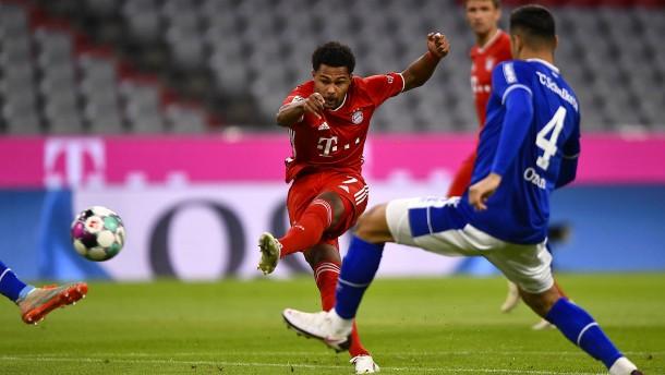 Bayerns Acht-Tore-Ansage