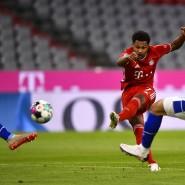 Bundesliga-Auftakt: Bayern gewinnt 8:0 gegen Schalke