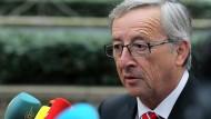 Juncker: Troika-Bericht zur Griechenland liegt vor