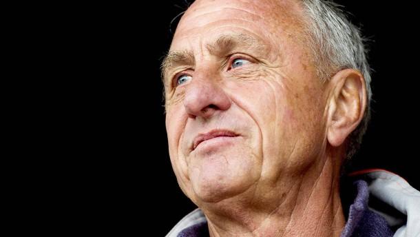 Johan Cruyff an Lungenkrebs erkrankt