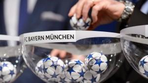 Haben die Bayern jetzt Losglück?
