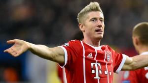 Warum Lewandowski beim FC Bayern aufblüht