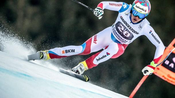 Schweizer Skirennfahrer gestorben
