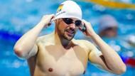 Will sich nicht verstecken: Schwimmer Paul Biedermann