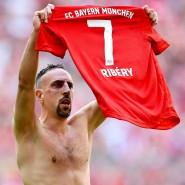 Wer gibt Franck Ribery sein nächstes Hemd?