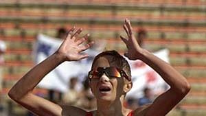 Oberem kommt Marathon-Medaille immer näher