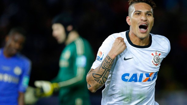 Corinthians ist Weltmeister