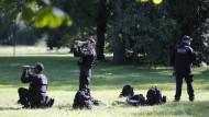 Estnischer Sicherheitspolizist  in russischer Haft