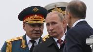 Russland: Amerika gefährdet die globale Sicherheit