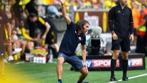 Europa League zwingt zu klaren Personalentscheidungen