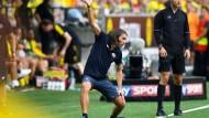 Unangenehme Aufgabe: Martin Schmidt musste für die Europa League selektieren