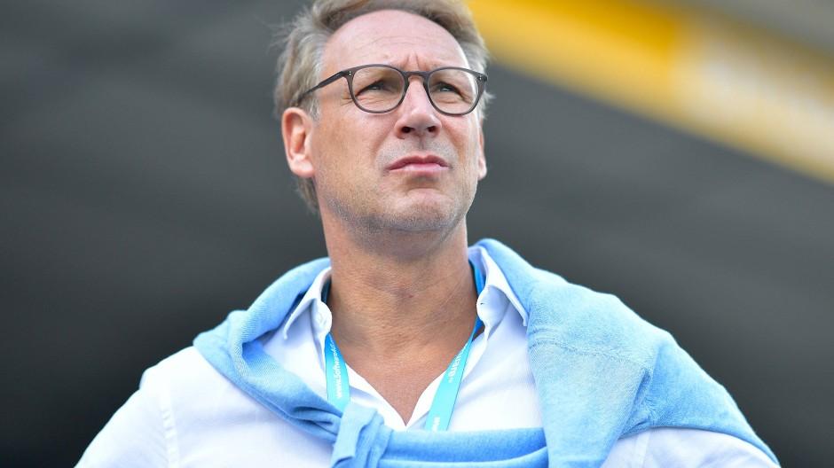 Darmstadt-Präsident Rüdiger Fritsch kritisiert die Entwicklung der Spielergehälter im Profifußball