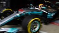 Für Lewis Hamilton ist Silverstone das Heimrennen.