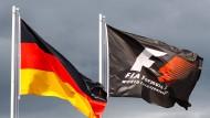 Die Formel 1 fährt in diesem Jahr an Deutschland vorbei