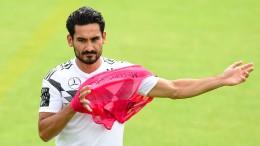 Gündogan möchte weiter für das DFB-Team spielen