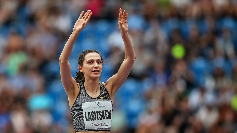 Es geht um Einzelfallprüfungen, um eine Perspektive für Olympia zu erhalten wie bei Hochspringerin Mariya Lassizkene.