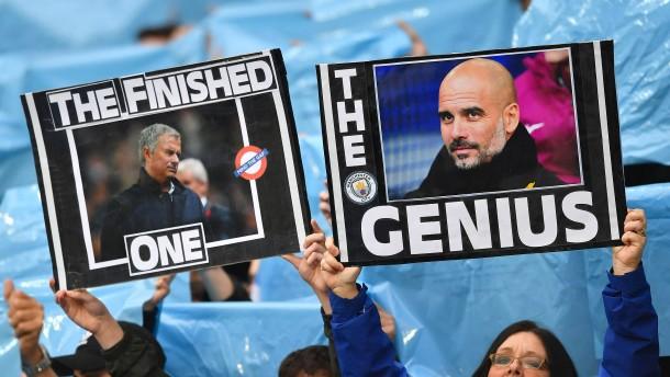 Mourinho hilft Guardiola mit einer Blamage