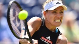 Kerber bei Wimbledon-Generalprobe im Halbfinale