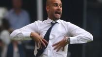 """Schonte einige Stars und war unzufrieden mit den anderen auf dem Platz: """"Wir müssen mehr, mehr arbeiten"""", sagt Bayern-Trainer Pep Guardiola."""