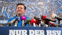 Titz will alles neu machen beim HSV