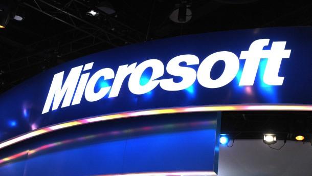 Microsoft muss Milliarden abschreiben