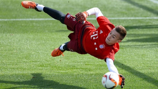 Bayern-Torhüter wohl vor Abgang