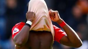 Peinliche Aussetzer von Arsenal und Manchester United