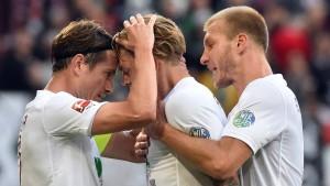 Augsburg gelingt der erste Saisonsieg