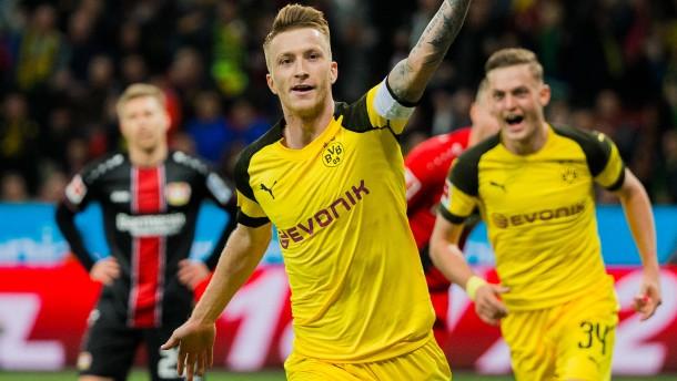 Dortmund überholt Bayern nach furioser Aufholjagd