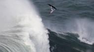 Sebastian Steudtner ist das Spiel mit den ganz großen Wellen gewohnt.