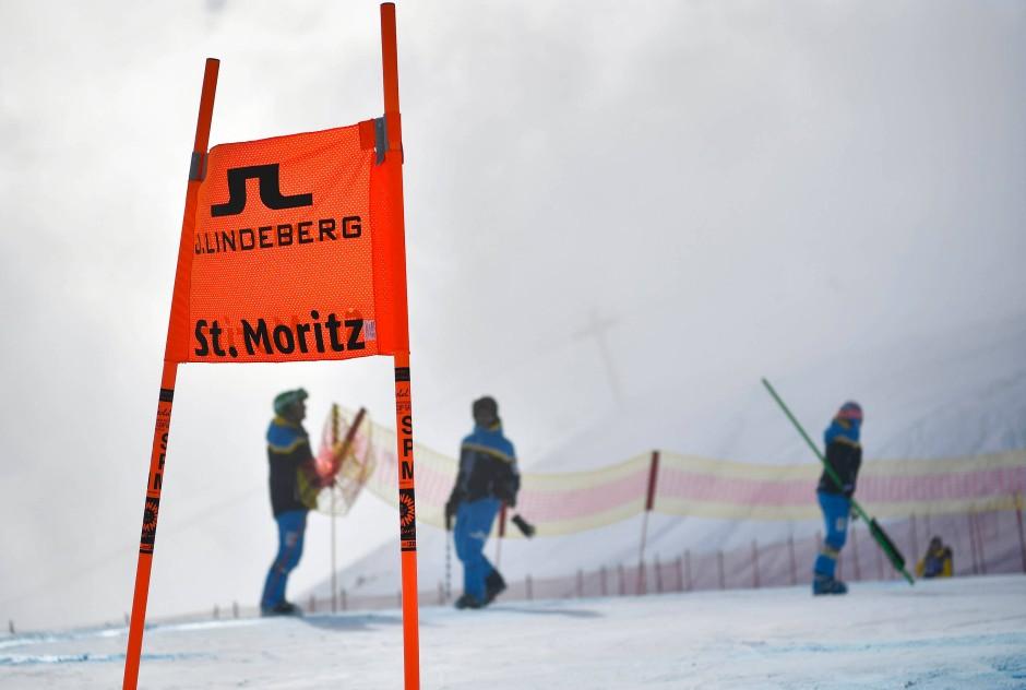 ski abfahrt herren heute