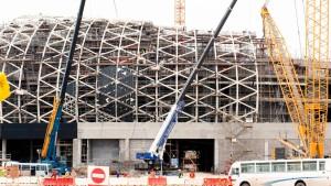 Noch mehr Tote auf WM-Baustellen
