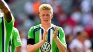 De Bruyne wechselt für 74 Millionen zu Manchester City