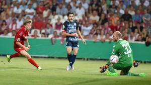 Mainz 05 kommt ungewohnt souverän weiter