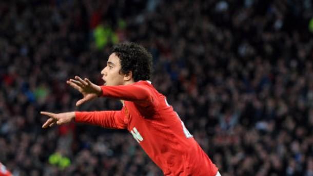 United schlägt Arsenal
