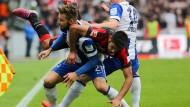 Hertha fast am Ziel