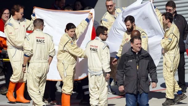 McLaren findet Grund für Alonsos Unfall